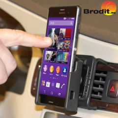 Brodit Passive Sony Xperia Z3 In Car Holder with Tilt Swivel