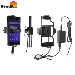 Brodit Sony Xperia Z2 Active Holder with Molex Adapter