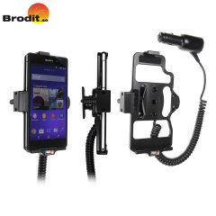 Brodit Sony Xperia Z2 Active Holder with Tilt Swivel