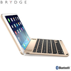 BrydgeMini 2 Aluminium iPad Mini 4 Keyboard - Gold