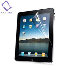 Capdase Apple iPad | ScreenGUARD - Anti-Glare