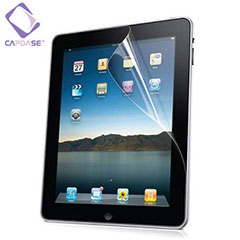Capdase Apple iPad ScreenGUARD - Crystal Clear
