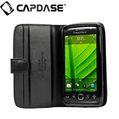 Capdase Classic Leather Book Case for BlackBerry Torch 9860