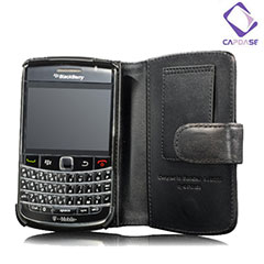 Capdase Classic Leather Case for BlackBerry Bold 9700/9780