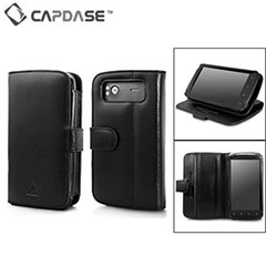 Capdase Classic Leather Case For HTC Sensation / Sensation XE