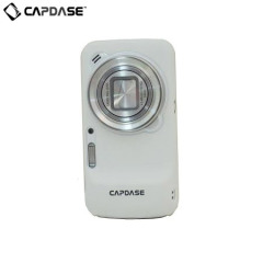Capdase Karapace Jacket for Samsung Galaxy  S4 Zoom - White
