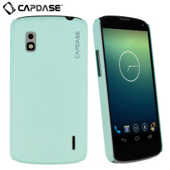 Capdase Karapace Touch Case for Google Nexus 4 - Green