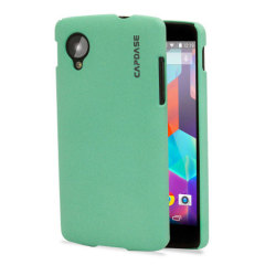 Capdase Karapace Touch Case for Google Nexus 5 - Light Green