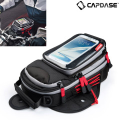 Capdase MKeeper Smartphone Motorcycle Tank Bag - Tano 155A - Black