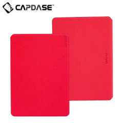 Capdase Sider Baco Folder Case for Galaxy Note 10.1 2014 - Red/White