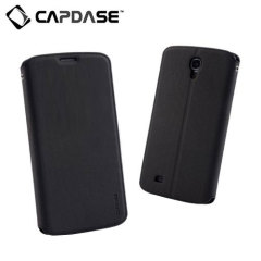 Capdase Sider Baco Folder Case For Samsung Galaxy Mega 6.3 - Black