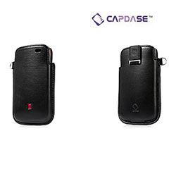 Capdase Smart Pocket for BlackBerry Torch 9860 - Black