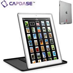 Capdase Soft Jacket 2 Xpose - iPad 2 - Black