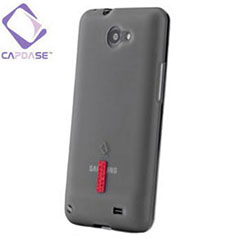 Capdase Soft Jacket 2 Xpose - Samsung Galaxy R - Black