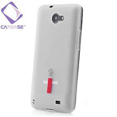 Capdase Soft Jacket 2 Xpose - Samsung Galaxy R - White