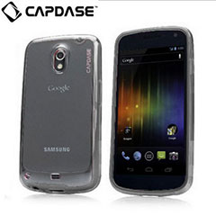 Capdase Soft Jacket Fuze DS - Samsung Galaxy Nexus - Tinted Black