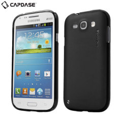 Capdase Soft Jacket Xpose Case for Samsung Galaxy Core - Black