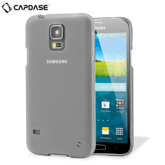 Capdase Soft Jacket Xpose Samsung Galaxy S5 Case - Tinted Black