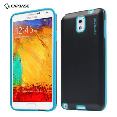 Capdase Vika Soft Jacket Samsung Galaxy S5 Case - Black / Blue