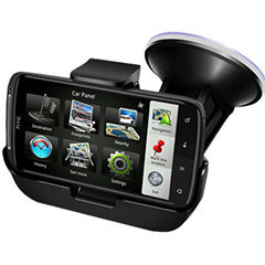 Car Mount Cradle for the HTC Sensation / Sensation XE