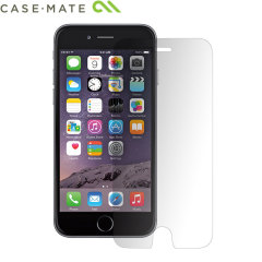 Case-Mate 2 Pack iPhone 6 Screen Protector - Clear