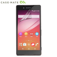 Case-Mate 2 Pack Sony Xperia Z3+ Screen Protector - Clear