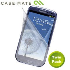 Case-Mate Anti-Glare Screen Protector for Samsung Galaxy S3