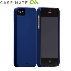 Case-Mate Barely There 2.0 for iPhone 5S / 5 - Marine Blue