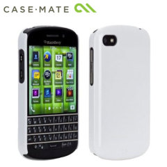 Case-Mate Barely There Case for BlackBerry Q10 - White