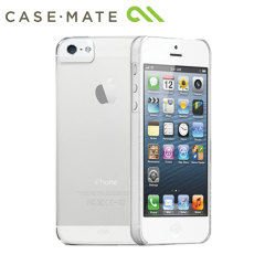 Case-Mate Barely There for iPhone 5/5S - Clear