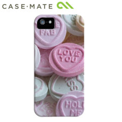 Case-Mate Barely There for iPhone 5S / 5 - Sweetheart