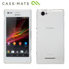 Case-Mate Barely There for Sony Xperia M - Clear