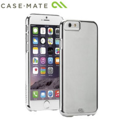 Case-Mate Barely There iPhone 6 Case - Silver