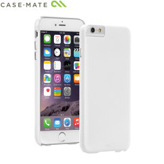 Case-Mate Barely There iPhone 6 Plus Case - White
