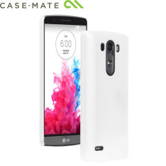 Case-Mate Barely There LG G3 Case - White