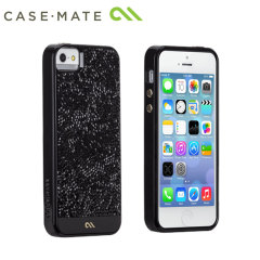 Case-Mate Brilliance Case for iPhone 5S/5 - Black