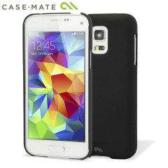 Case-Mate Galaxy S5 Mini Barely There Case - Black
