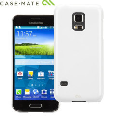 Case-Mate Galaxy S5 Mini Barely There Case - White