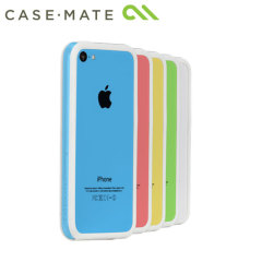 Case-Mate Hula Bumper for iPhone 5C - White