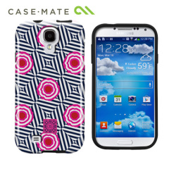 Case-Mate IOMOI Flower Pop Case For Samsung Galaxy S4