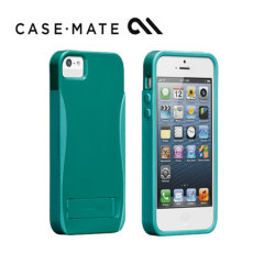 Case-Mate Pop Case with Kickstand for iPhone 5/5S - Green/Blue