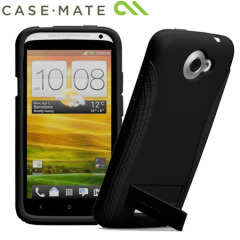 Case-Mate Pop For HTC One X - Black