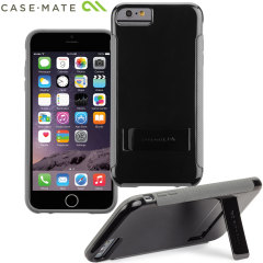 Case-Mate POP iPhone 6 Plus Cases With Stand - Black / Grey
