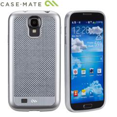 Case-Mate Premium Carbon Fibre Samsung Galaxy S4 Case - Silver
