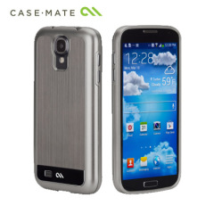 Case-Mate Premium Samsung Galaxy S4 i9500 - Brushed Aluminium