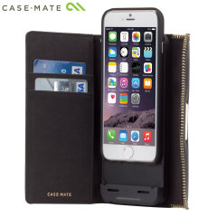 Case-Mate Rebecca Minkoff Collection iPhone 6S Charging Case - Black
