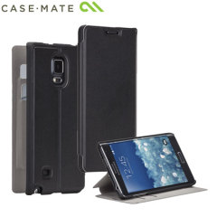 Case-Mate Samsung Galaxy Note Edge Stand Folio Case - Black