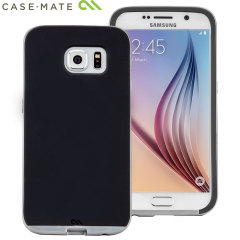 Case-Mate Samsung Galaxy S6  Slim Tough Case - Black / Silver