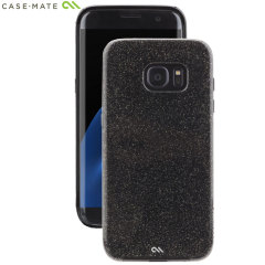 Case-Mate Samsung Galaxy S7 Edge Sheer Glam Case - Black