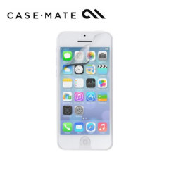 Case-Mate Screen Protector for Apple iPhone 5C - Twin Pack